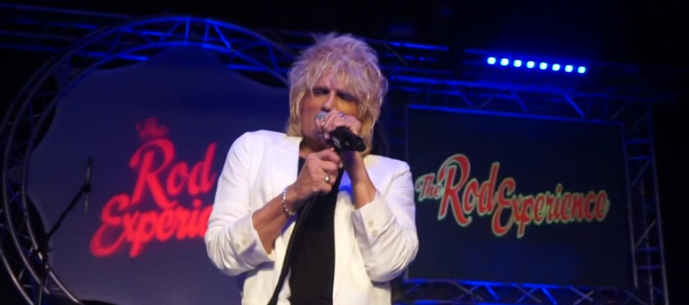 Rick St. James, Rod Stewart Experience - Rod Stewart Impersonator - West Palm Beach, FL