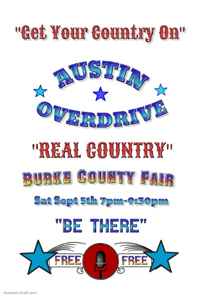 Austin Overdrive - Country Band - Morganton, NC