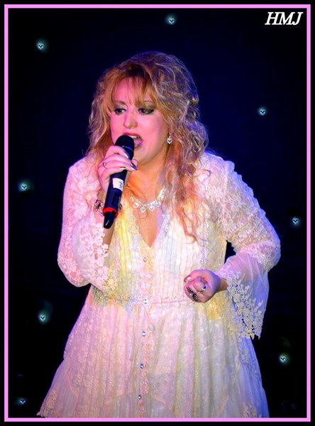 Charlene Marie Coran - Stevie Nicks Tribute Act - Branson, MO