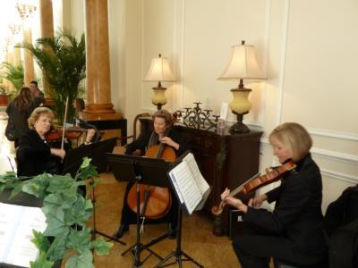 Trio Classica | Medford, NJ | String Quartet | Photo #1