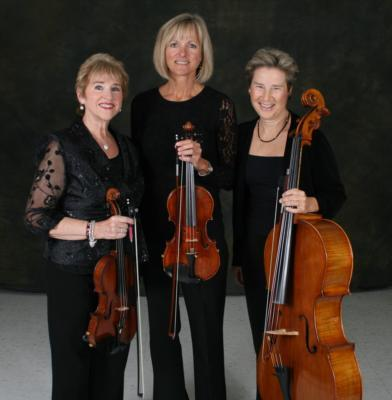 Trio Classica | Medford, NJ | String Quartet | Photo #2