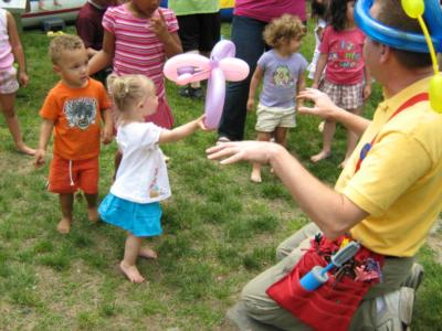 Kids Party Balloonists | Weymouth, MA | Balloon Twister | Photo #1