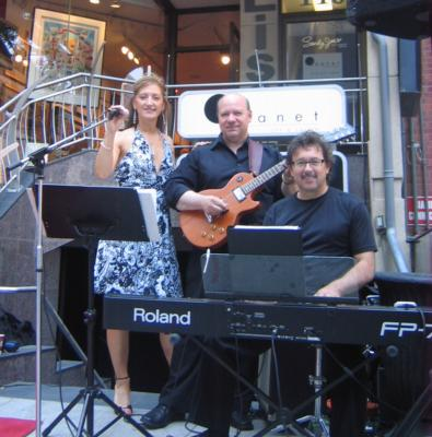 Teresa Marchione -Toronto Jazz Duo/ Trio | Toronto, ON | Jazz Band | Photo #6