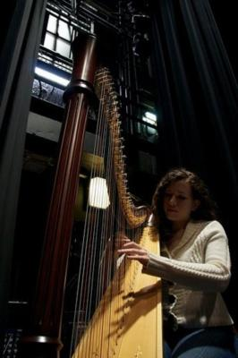 Michelle Cobley | Asheville, NC | Harp | Photo #1