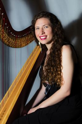 Michelle Cobley | Asheville, NC | Harp | Photo #7