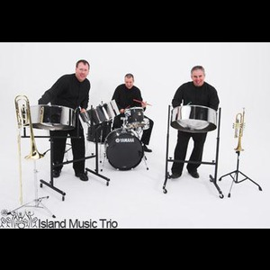 Boyd Steel Drum Musician | Island Music Trio