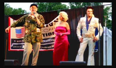 LEVI SILVER-Houston TX #1 ELVIS Tribute Show | Houston, TX | Elvis Impersonator | Photo #9