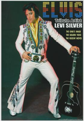 LEVI SILVER-Houston TX #1 ELVIS Tribute Show | Houston, TX | Elvis Impersonator | Photo #8