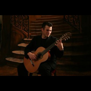 Arlington Flamenco Guitarist | Chad Vermillion - Solo Virtuoso Guitarist