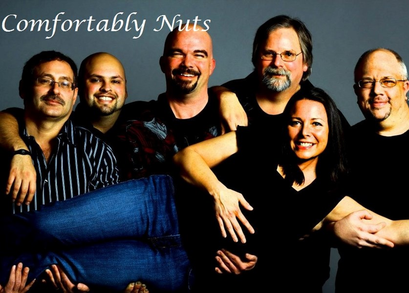 Comfortably Nuts - Classic Rock Band - Charlotte, NC