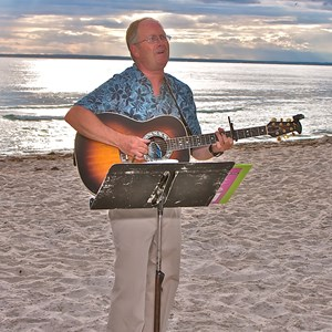 "Nantucket Acoustic Guitarist | Brian ""Fishmonger"" Kelly"
