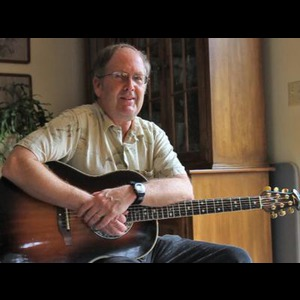 "Sherborn Acoustic Guitarist | Brian ""Fishmonger"" Kelly"