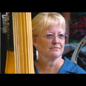 Deer Creek Harpist | Jane Zopff
