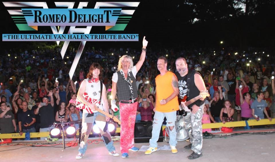 Romeo Delight The Ultimate Van Halen Tribute Band - Van Halen Tribute Band - Huntingdon Valley, PA