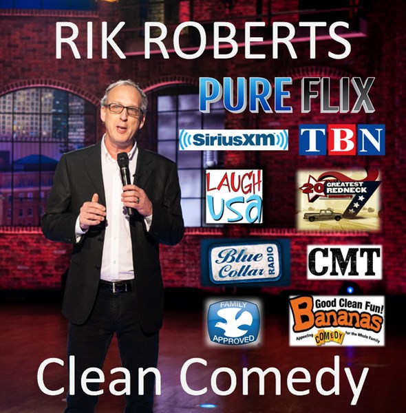 Rik Roberts :: Clean Comedy & Creative Keynotes! - Comedian - Indianapolis, IN