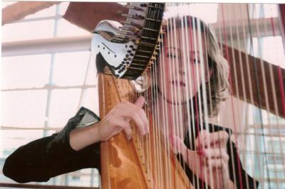 Kristi Pass | McDonough, GA | Classical Harp | Photo #4