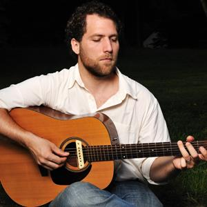 White Marsh Acoustic Guitarist | Christopher Bohn