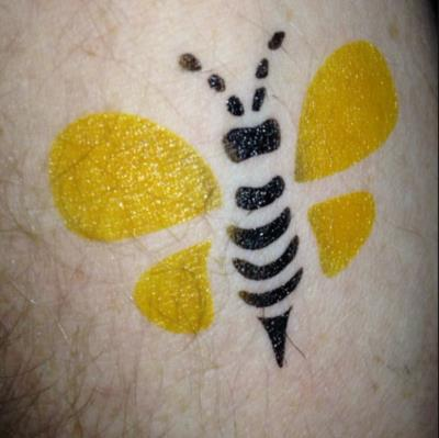 Temporary Air Brush Tattoo's By Jazzana  | Paramus, NJ | Temporary Tattoos | Photo #1