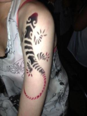 Temporary Air Brush Tattoo's By Jazzana  | Paramus, NJ | Temporary Tattoos | Photo #25