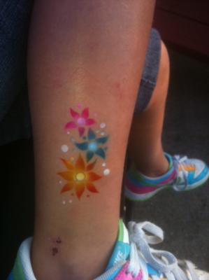 Temporary Air Brush Tattoo's By Jazzana  | Paramus, NJ | Temporary Tattoos | Photo #9