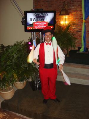 Crazy Eddy | Davie, FL | Juggler | Photo #23