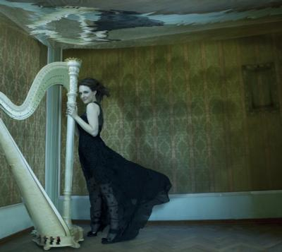 Kathryn Andrews | New York, NY | Harp | Photo #1