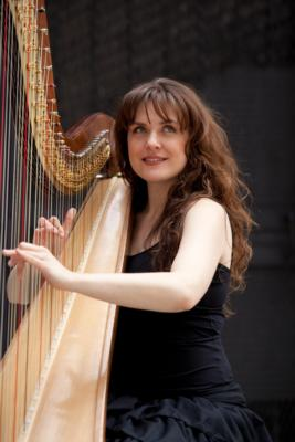 Kathryn Andrews | New York, NY | Harp | Photo #2