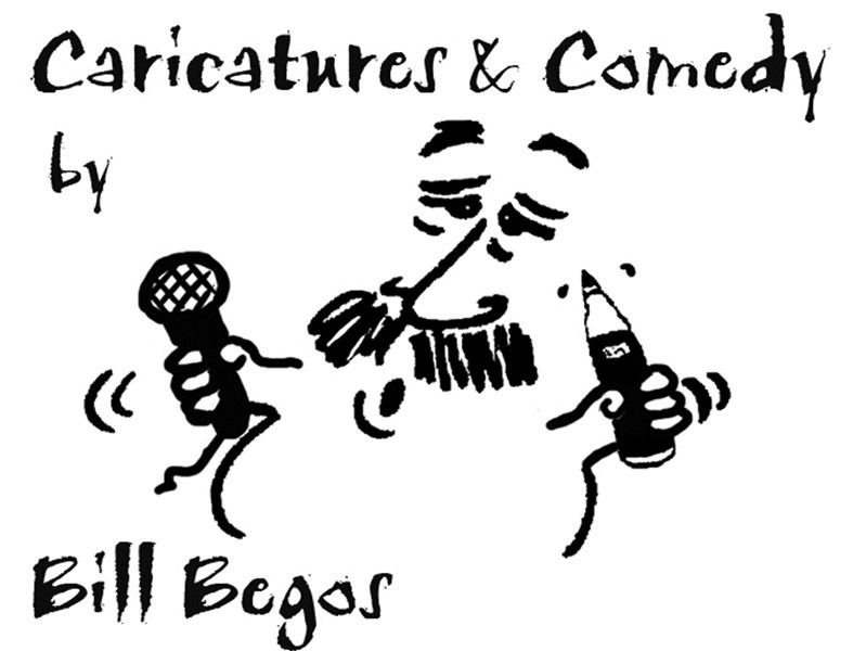 Comedy & Caricatures By Bill Begos - Comedian - Milwaukee, WI