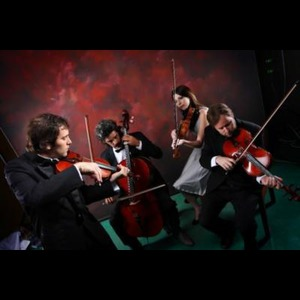 Burkett Chamber Musician | Strings Attached Quartet