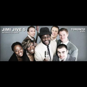 Jimi Jive 5 - 50s Band - Burlington, ON