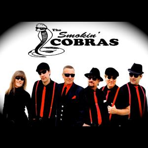 San Bernardino Oldies Band | The Smokin' Cobras, Rockin' Oldies Review