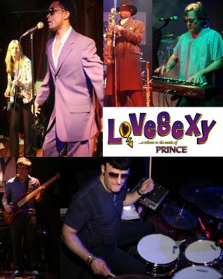 LoVeSeXy ..'a tribute to the music of PRINCE' | Boston, MA | Prince Tribute Act | Photo #1