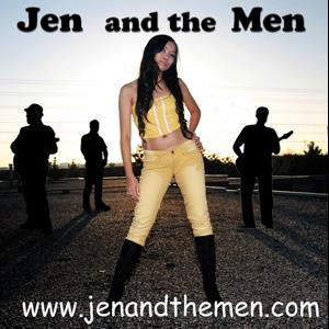 Jen And The Men - Cover Band - Toronto, ON