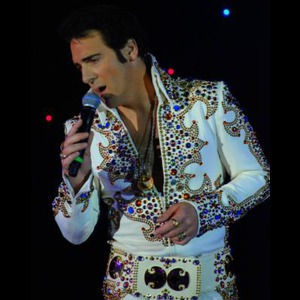 Crystal Springs Elvis Impersonator | EP Rock