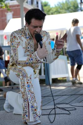 EP Rock | Sidney, ME | Elvis Impersonator | Photo #23