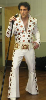 EP Rock | Sidney, ME | Elvis Impersonator | Photo #12