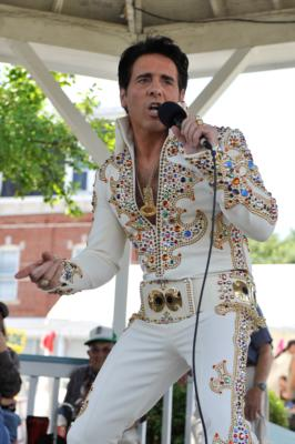 EP Rock | Sidney, ME | Elvis Impersonator | Photo #10