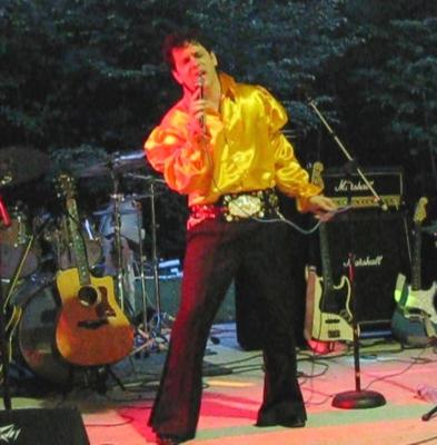 EP Rock | Sidney, ME | Elvis Impersonator | Photo #2