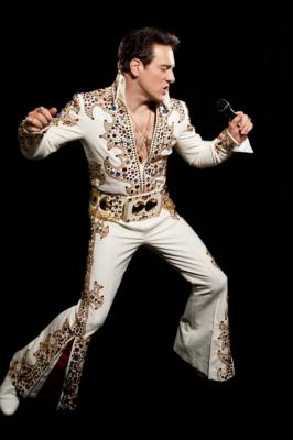 EP Rock | Sidney, ME | Elvis Impersonator | Photo #24