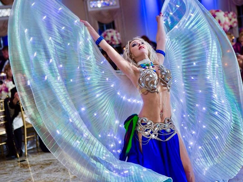 YULIYA- MOST BOOKED,BEST OF 2017 WITH 175 REVIEWS - Belly Dancer - New Milford, NJ