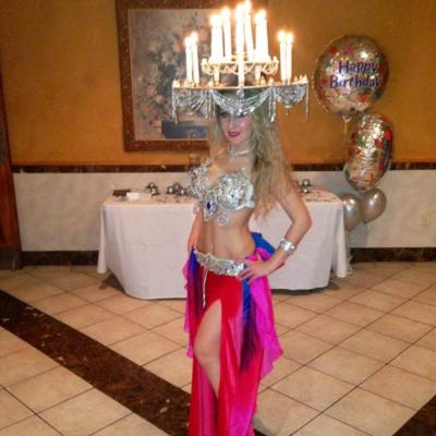 YULIYA NY.NJ 130 positive reviews  | New Milford, NJ | Belly Dancer | Photo #5