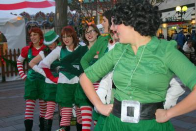 Seattle Sugarplum Elves | Seattle, WA | Singing Telegram | Photo #11