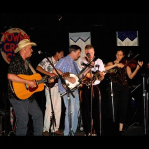 Monterey Bluegrass Band | Mama Tried