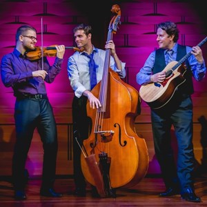 Rebuck Chamber Music Trio | International Strings