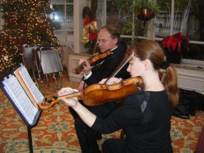 Campanella Duo | New York, NY | Classical Duo | Photo #2
