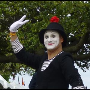 Gainesville Mime | Chris Yerlig, GigMasters' Top Mime
