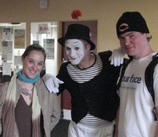 CHRIS YERLIG, GIGMASTERS' #1  MIME | Amherst, MA | Mime | Photo #7