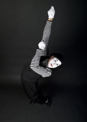 CHRIS YERLIG, GIGMASTERS' #1  MIME | Amherst, MA | Mime | Photo #1