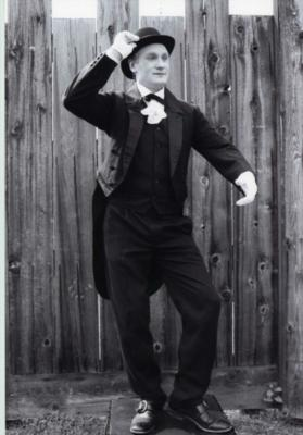CHRIS YERLIG, GIGMASTERS' #1  MIME | Amherst, MA | Mime | Photo #2
