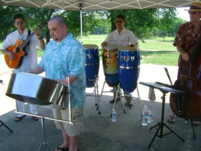 DFW Steel Drummer | Dallas, TX | Steel Drum | Photo #2
